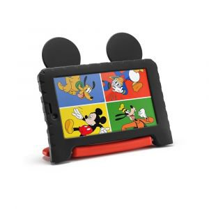 Tablet Mickey Mouse Plus Wi Fi Tela 7 Pol. 16GB Quad Core NB314- Multilaser